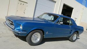 1967 Ford 67´er Original V8 **CA-Import** For Sale
