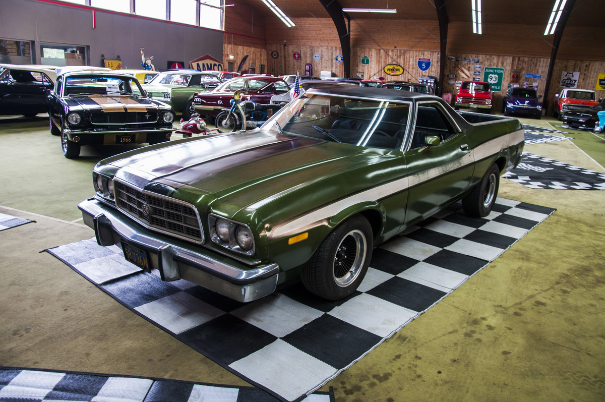 1973 Ford Ranchero Bigblock ***California-Import* - '73 For Sale (picture 1 of 6)
