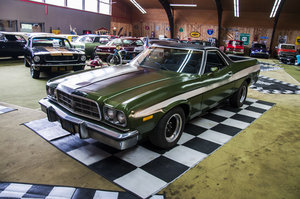 1973 Ford Ranchero Bigblock ***California-Import* - '73 For Sale