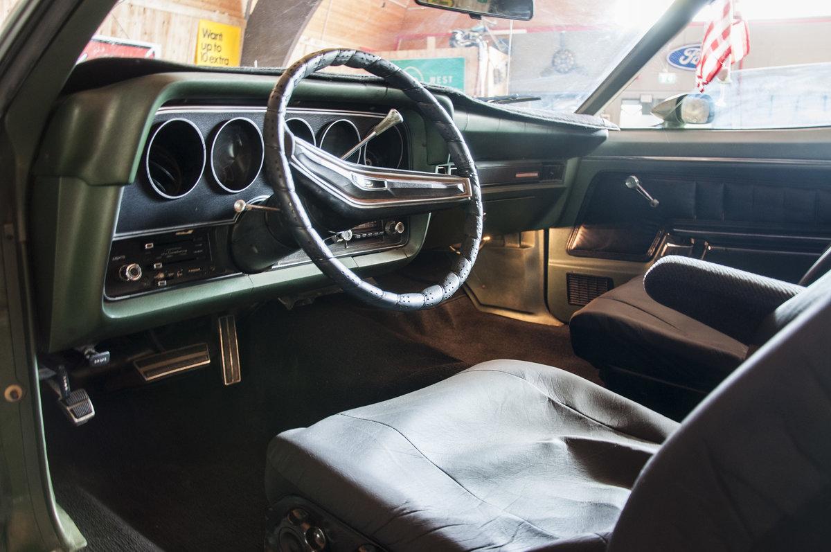 1973 Ford Ranchero Bigblock ***California-Import* - '73 For Sale (picture 4 of 6)