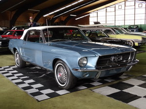1967 Ford Mustang '67 *CA-Import* Cabriolet For Sale
