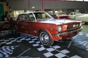 1966 Ford Mustang '66 Cabrio - V8 - Resto For Sale