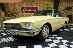 Ford Thunderbird Speedster Cabriolet V8 Bj. 1966 For Sale