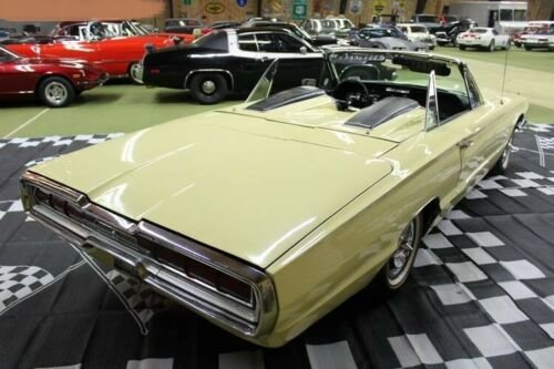 Ford Thunderbird Speedster Cabriolet V8 Bj. 1966 For Sale (picture 2 of 6)