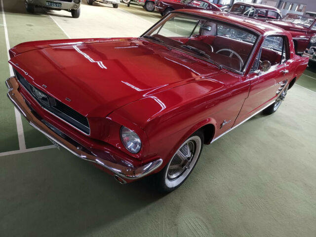 1966 Ford Mustang 66 Mustang 6 cyl 3-Gang, sehr sauber For Sale (picture 1 of 5)