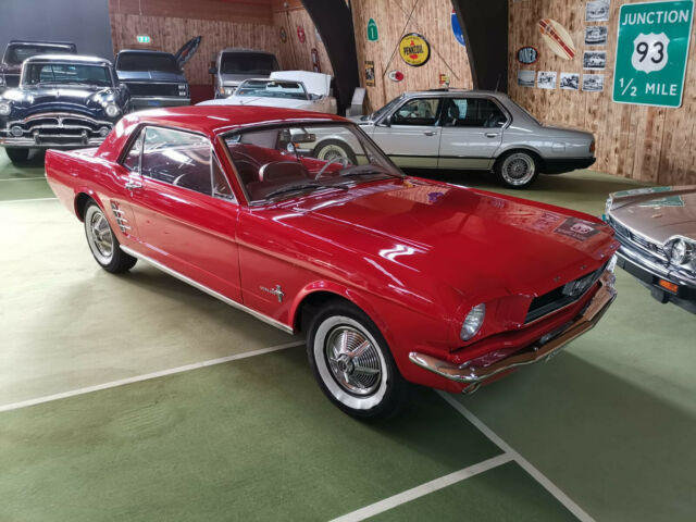 1966 Ford Mustang 66 Mustang 6 cyl 3-Gang, sehr sauber For Sale (picture 2 of 5)