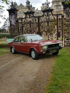 1977 Ford Granada 3.0L Ghia Auto MK1