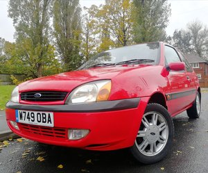 2000 Ford fiesta 1.2 zetec 35k genuine absolutely spotl For Sale
