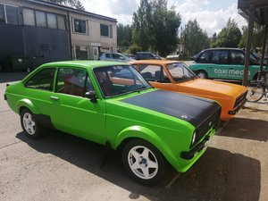 1979 Ford Escort 2.0 2D Rally Car SOLD