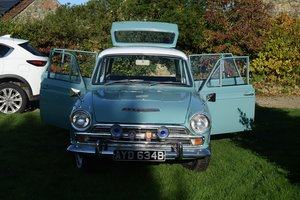 1964 FORD CORTINA MARK 1 1500 ESTATE - JUST STUNNING! SOLD