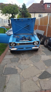 1972 mk1 escort 2 door uk car thousands spent