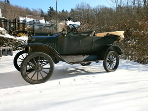 1917 Ford Model T Touring For Sale