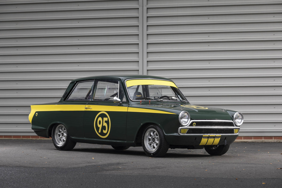 1965 FORD CORTINA For Sale (picture 1 of 6)