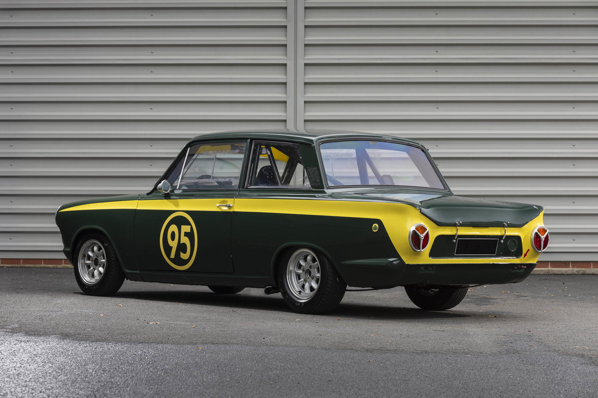 1965 FORD CORTINA For Sale (picture 3 of 6)