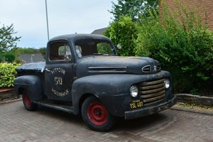 1950 Ford F1 Stepside Pickup For Sale by Auction