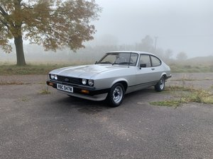 1981 Mk3 Capri 1.6GL, timewarp Superb restored