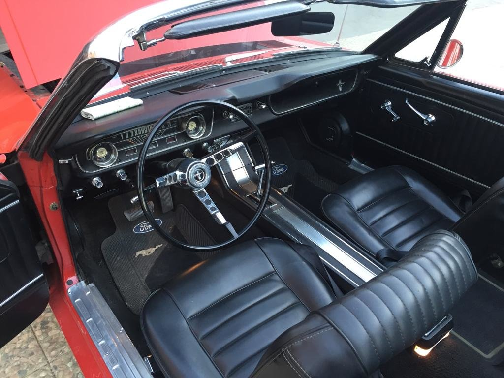 1964 ford mustang cabrio For Sale (picture 6 of 6)