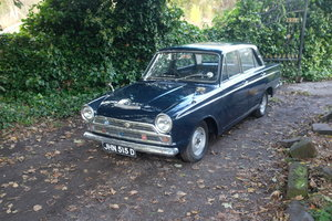 1966 Ford cortina mk1 1500 super For Sale