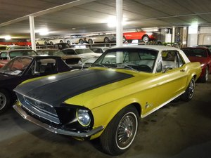 1968 Ford Mustang 302 J code '68 For Sale