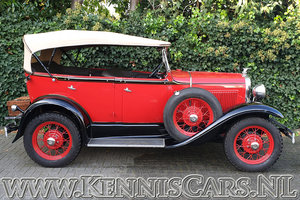 Ford 1930 Model A Pheaton For Sale