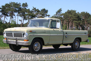 Ford 1970 F250 Custom Explorer 360 CID Pick- Up  For Sale