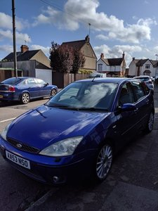 2004 Ford Focus ST170