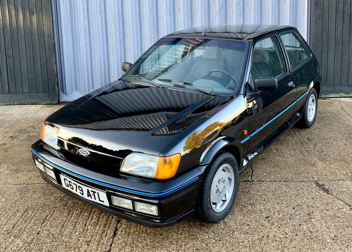 1990 Stunning Ford Fiesta Xr2i LHD Low owners/miles  SOLD (picture 1 of 6)