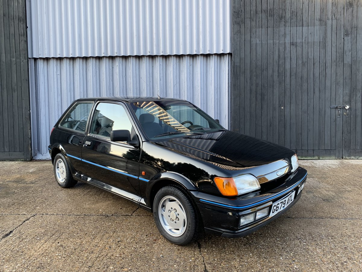 1990 Stunning Ford Fiesta Xr2i LHD Low owners/miles  SOLD (picture 2 of 6)