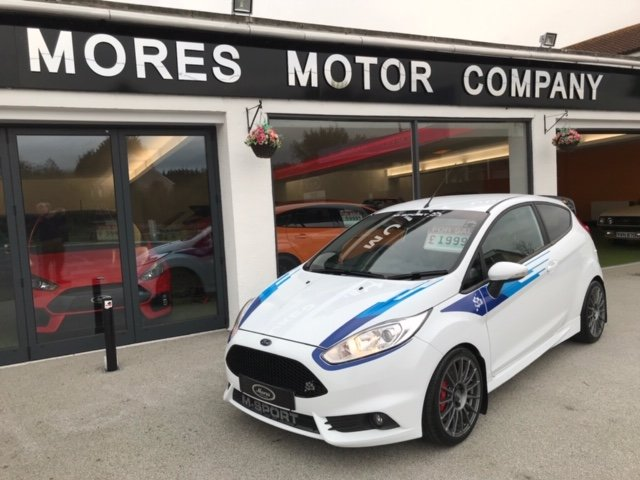 2015 Ford Fiesta ST1 MK7 M-Sport Edition 001 SOLD (picture 1 of 6)