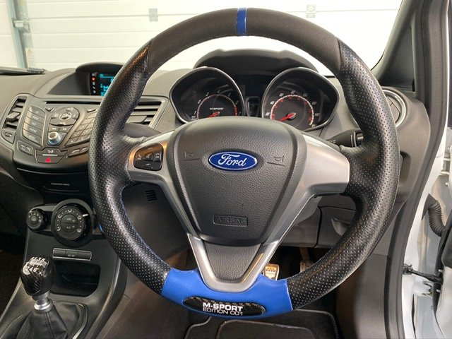 2015 Ford Fiesta ST1 MK7 M-Sport Edition 001 SOLD (picture 3 of 6)