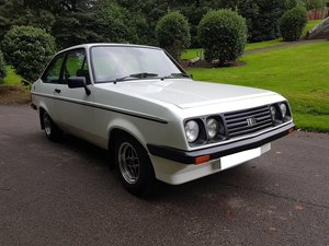 1976 FORD ESCORT MK2 RS2000 For Sale