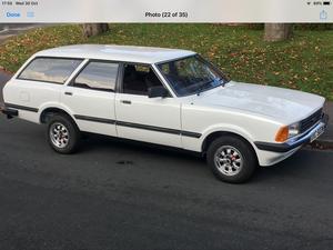 1980 Ford cortina 2.0 gl estate For Sale