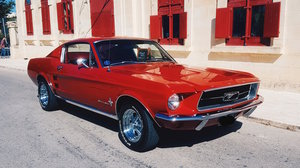 1967 Ford Mustang C-Code 289 V8