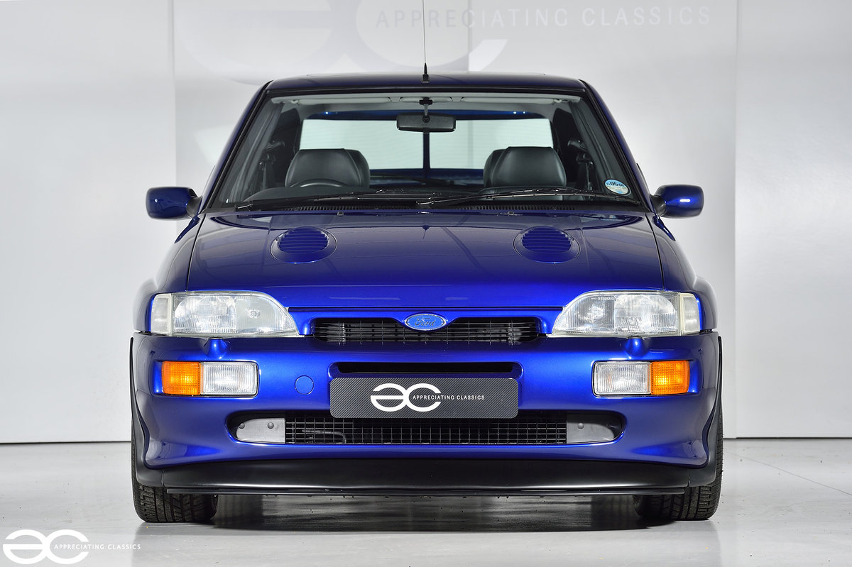 1996 Absolutely incredible Escort RS Cosworth - *2k Miles*  SOLD (picture 1 of 6)