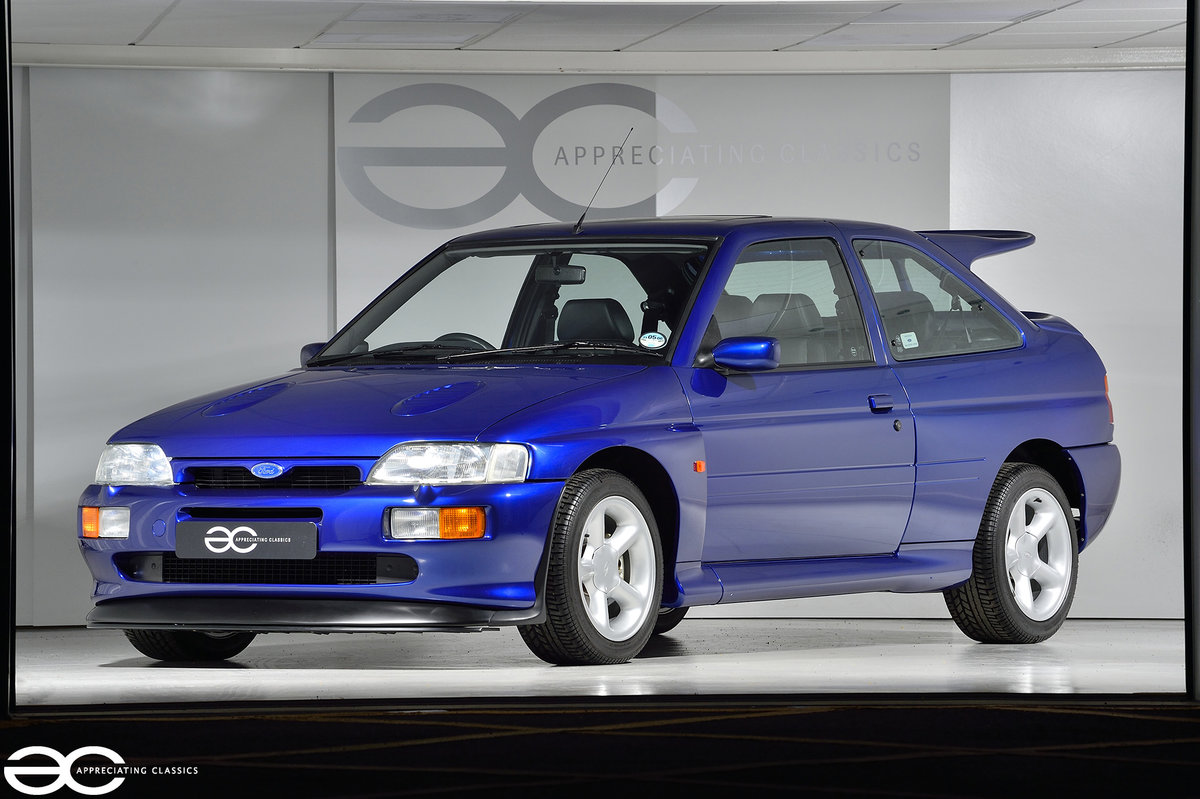 1996 Absolutely incredible Escort RS Cosworth - *2k Miles*  SOLD (picture 2 of 6)