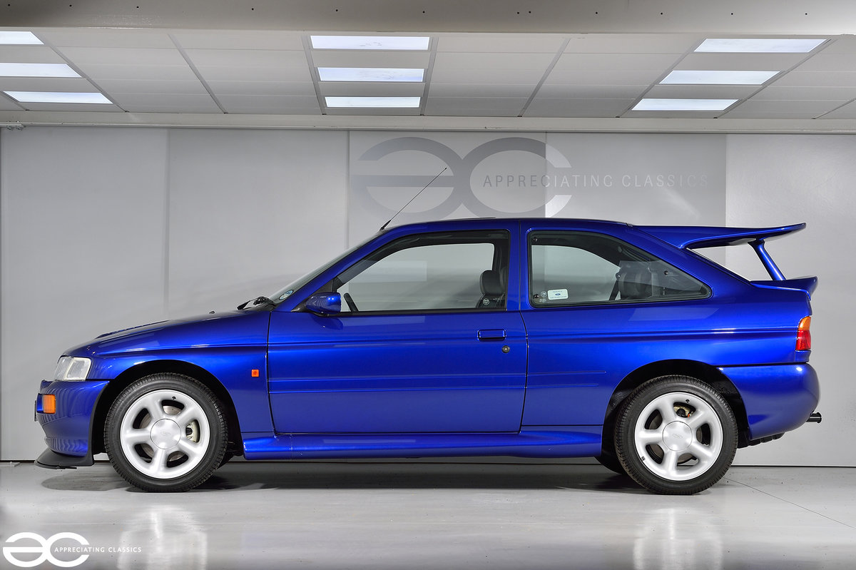 1996 Absolutely incredible Escort RS Cosworth - *2k Miles*  SOLD (picture 3 of 6)