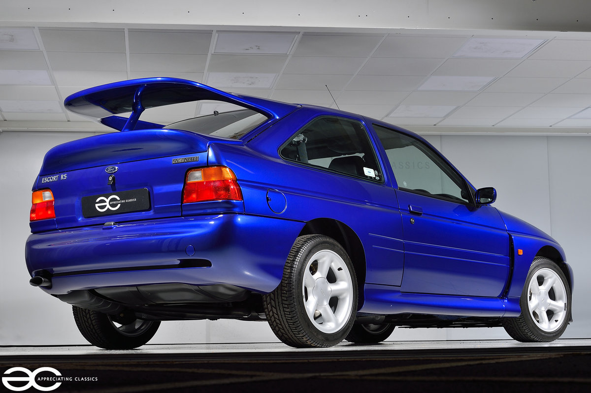1996 Absolutely incredible Escort RS Cosworth - *2k Miles*  SOLD (picture 4 of 6)