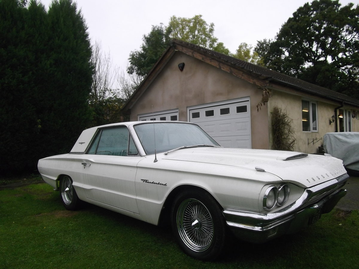 1964 Ford Thunderbird 390ci Big Block, Coupe, Automatic For Sale (picture 1 of 6)