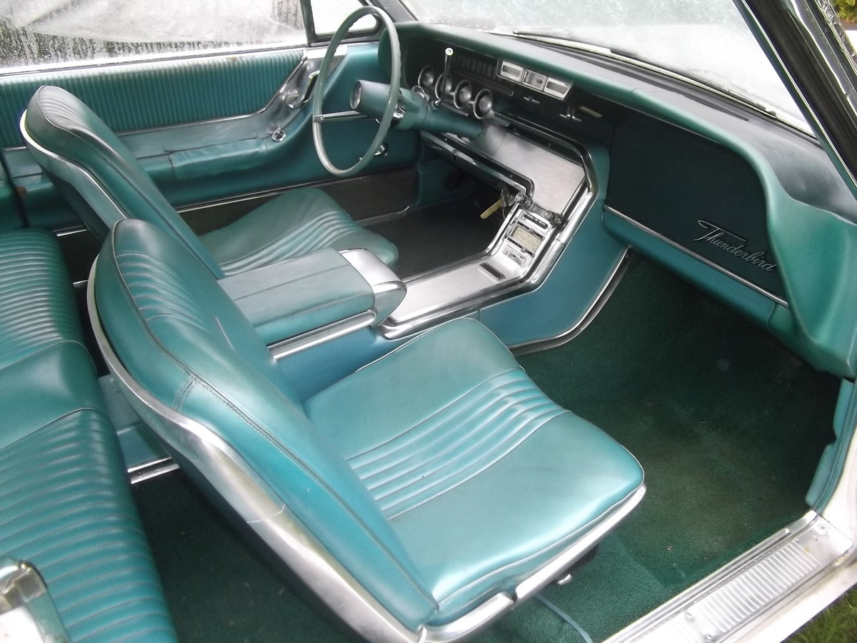 1964 Ford Thunderbird 390ci Big Block, Coupe, Automatic For Sale (picture 3 of 6)
