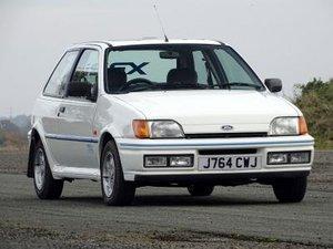 1991 Ford Fiesta XR2i