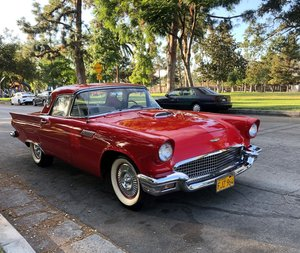 Picture of 1957 FORD THUNDERBIRD SOLD
