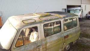 1975 Ford Transit MK1 Custom, Panorama-SOLD!!!
