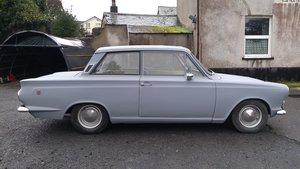 1965 CORTINA MK1 GT 2 DOOR