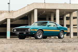 1969 Ford Mustang GT350 H