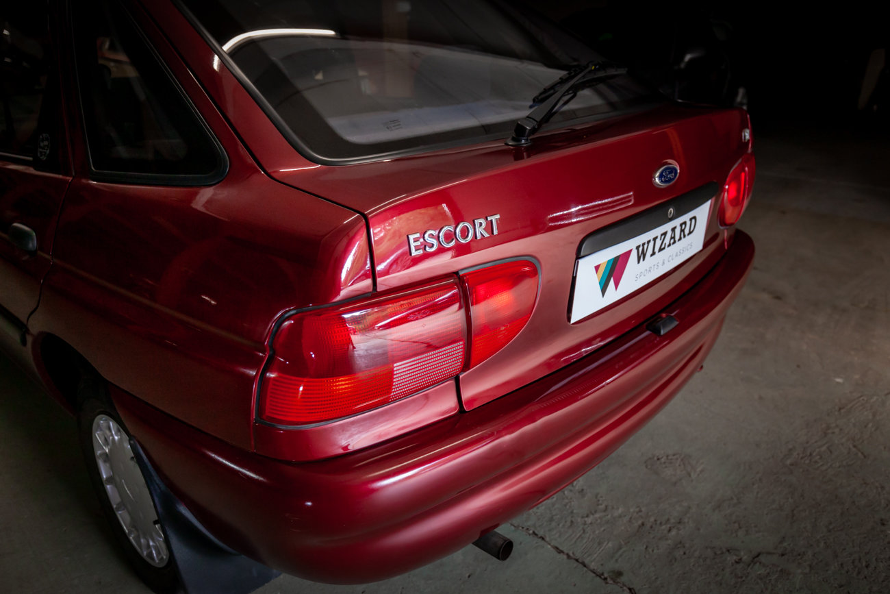 1997 Ford Escort 1.6 MkVI 'Flight' Limited Edition For Sale (picture 8 of 15)