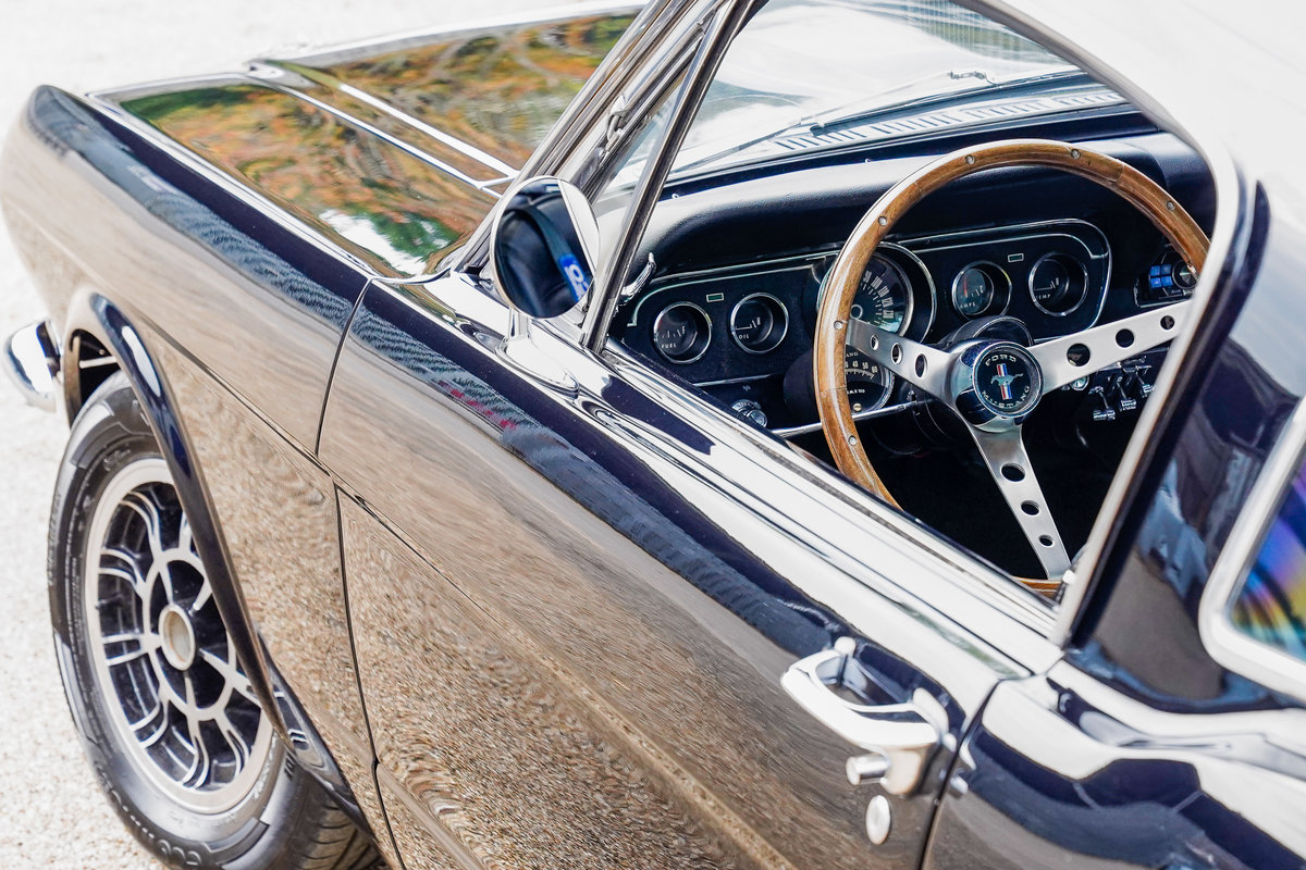 1966 Mustang 289 V8 Fastback Restored For Sale (picture 5 of 6)