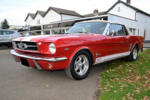 1966 Ford Mustang 289 GT - MANUAL - convertible  For Sale