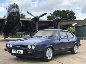 1985 Ford capri 2.8 injection turbo technics For Sale