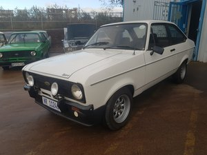 1980 Ford Escort 1600 Sport For Sale
