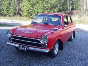 1965 Ford Cortina GT replica, group 1 For Sale